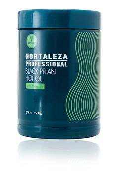 Hot Oil Black Pelan with Moringa