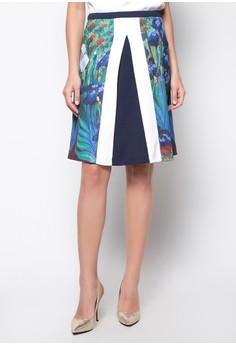 Panelly Skirt