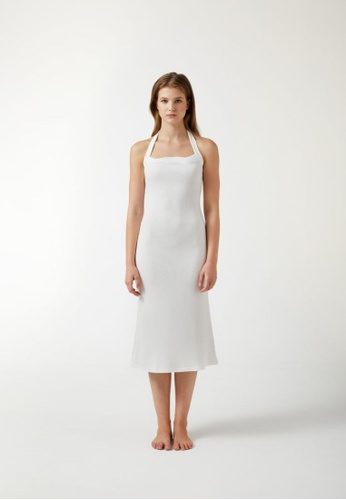 Annibody white JESY Dress - White 8C3BEAA4C8FF56GS_1