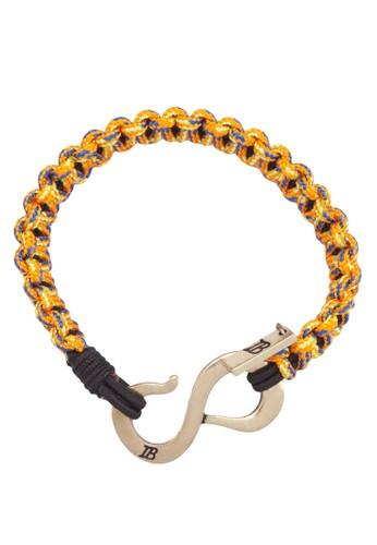仿古編繩手鍊, 飾品配件,esprit 工作 飾品配件