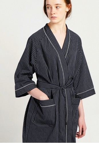 Resesprit門市t 條紋睡裙, 服飾, 服飾