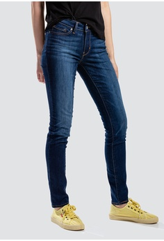 90244bff Levi's blue Levi's 711 Asia Skinny Jeans Women 18881-0364 60177AAC765AD3GS_1