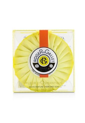 Roger & Gallet ROGER & GALLET - 中國桂花香水皂Fleur d' Osmanthus Perfumed Soap  100g/3.5oz F3263BE6FFBB80GS_1