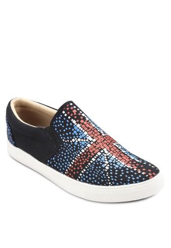 英國國旗印花esprit 童裝懶人鞋, 鞋, 懶人鞋