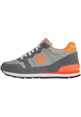 paperplanes Paperplanes-1303 Trendy Low Top Sports Running Shoes US Women Size PA110SH03AXKHK_1
