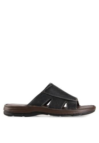 Marelli black August Sandals MA036SH91EGEID_1