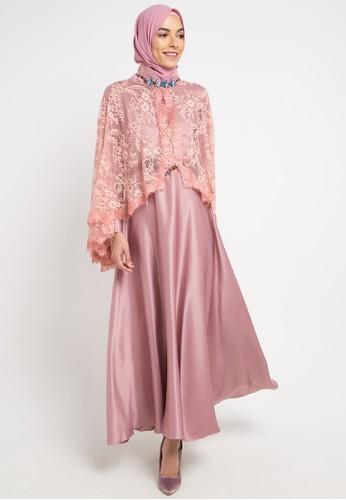 LUIRE by Raden Sirait pink Sb-Githa FCB46AA2BA4F79GS_1