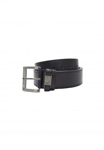POLOVENZI black Polovenzi Men Leather Belt 6EB69ACA4A2517GS_1