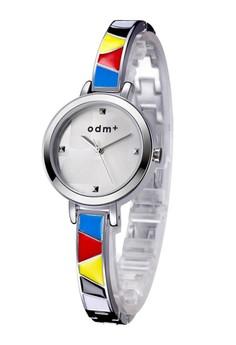 harga Odm - Jam Tangan Analog Wanita - DM044-03 - Multicolor Zalora.co.id