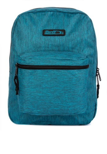 32b9670610 Shop Hawk Color Block Backpack Online on ZALORA Philippines
