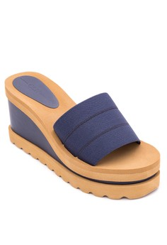 Elnora Wedge Slides