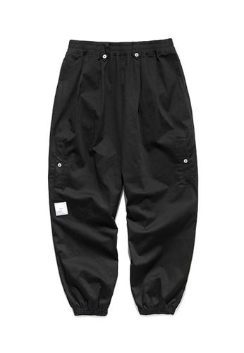 Twenty Eight Shoes Drawstring waist chino Pants 93447W 4BA79AAD765BAEGS_1