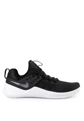Nike black and multi Nike Free X Metcon Shoes CFD8BSH53BF68EGS_1