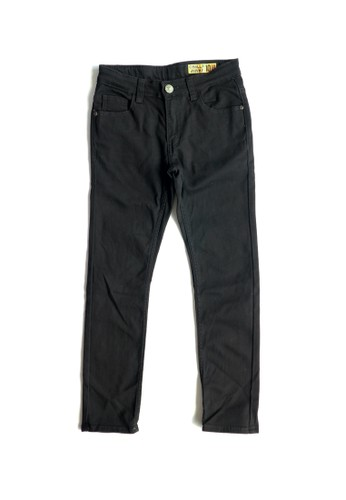 Osella Kids black Osella Celana Anak Laki Laki Jeans Black 84D6FKA5B4BB39GS_1