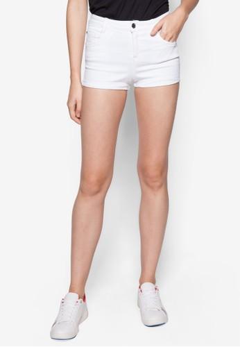 簡約丹寧短褲, 服zalora鞋子評價飾, 休閒短褲