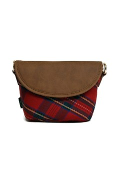 Highland Mini Rouge Mirrorless Camera Cross Bag