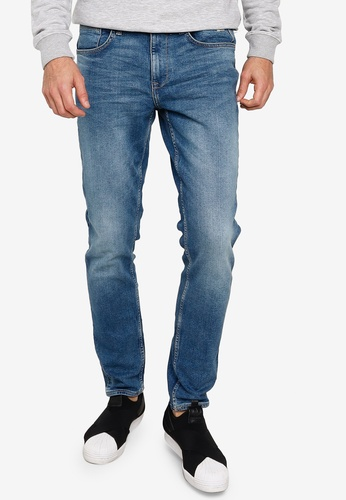 BLEND blue Twister Slim Fit Regular Waist Jeans 9B316AAC123235GS_1