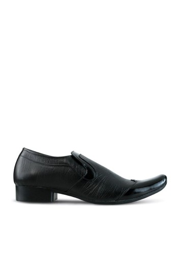 Sogno black Men Formal Shoes GF.7826 874A6SH7F3F16BGS_1