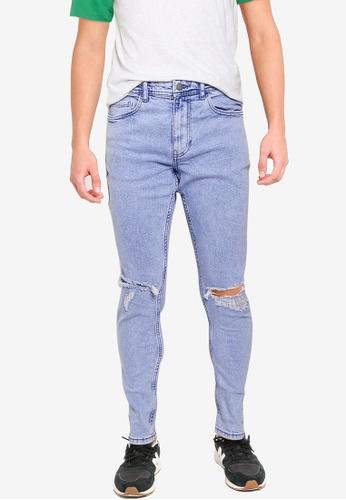 Cotton On blue Super Skinny Jean C7390AA0FF432BGS_1