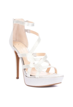 6c00549f6100 50% OFF Jessica Simpson Bellane Heeled Sandals Php 3