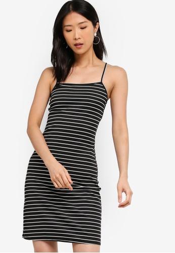 ZALORA BASICS multi Basic Strappy Dress 1B887AA355CA81GS_1