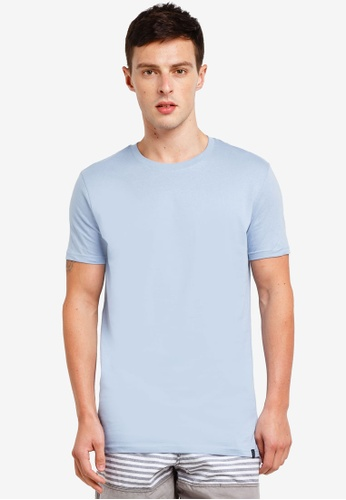 ab32be98dca173 Buy Factorie Longline T Shirt Online on ZALORA Singapore
