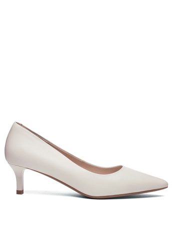 Twenty Eight Shoes 5CM Leather Uniform Pointy Pumps 12-11 72BC1SH3208329GS_1