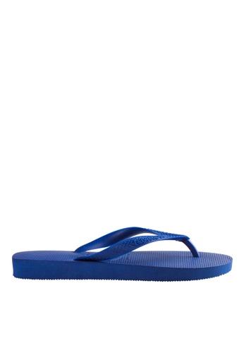 Havaianas blue Top Flip Flops 96B23SH860AFE4GS_1