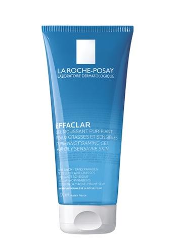 La Roche Posay white La Roche-Posay Effaclar Foaming Purifying Gel Cleanser 200ml [Oily Skin] 30EB3BEBB14702GS_1