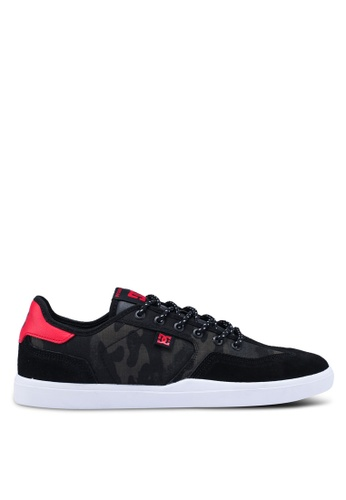 DC Shoes black Vestrey SE Shoes CF8CDSH0C60126GS_1