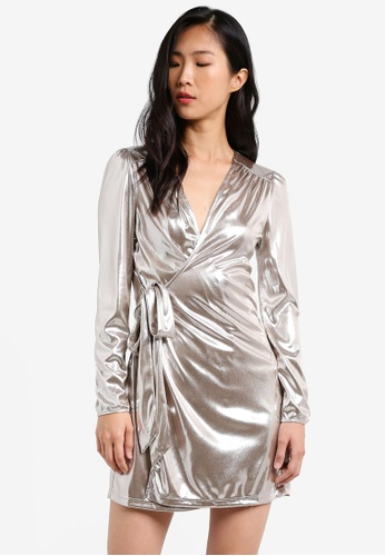 Glamorous gold Ladies Dress GL059AA0RZ4LMY_1