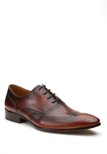 Kings Collection brown Nelson Shoes 3EB63SHB98DC81GS_1
