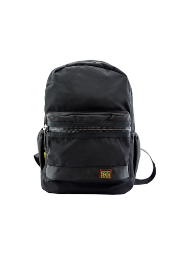 EXTREME black Extreme Tactical Backpack (13 Inch Laptop) 41E4CAC657DEC7GS_1