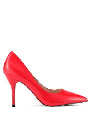 addicts anonymous red Ruby Classic Heels AD479SH0SR57MY_1