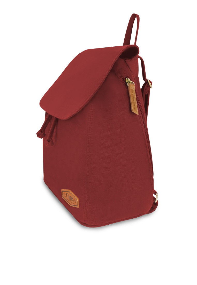 ... Friday Canvas Rayne Ripples Backpack Ladies Black Basic Maroon 8qpw0Z  ... 23f936b5cb893