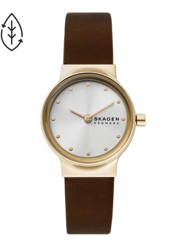 SKAGEN brown Freja Watch SKW3006 A10DBACC8C4930GS_1