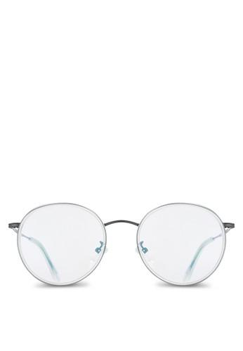 Kala 卵zalora 內衣形框眼鏡, 飾品配件, 眼鏡