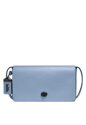 Coach blue Dinky Crossbody Bag (cv) 71959ACF99B1F3GS_1