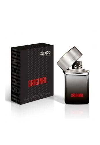Zippo Perfume Zippo The Original Eau de Toilette EDT for Him 40ml Vapo [YZ116] F3E06BEDD92352GS_1
