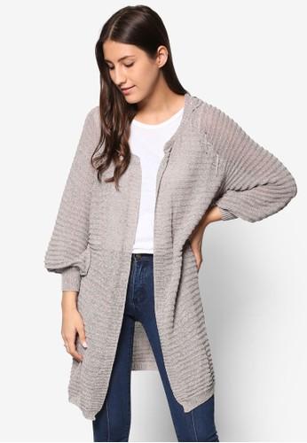 針織開esprit hk襟外套, 服飾, 外套