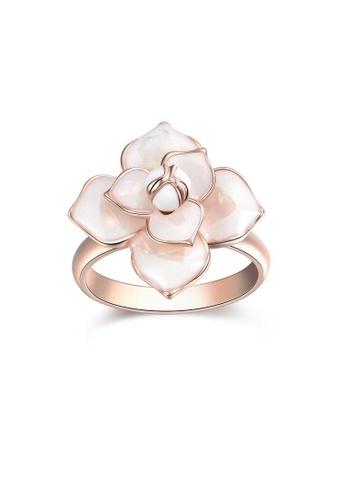 ADORA gold Flower Ring AE2CCAC6B64FC1GS_1