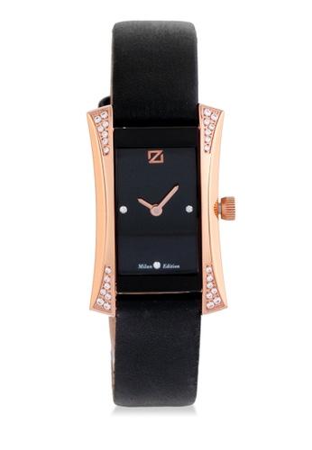 ZECA black 149LD.LBL.P.RG2 - Milan Female Edition ZE260AC0H99SSG_1