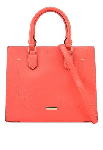 Call It Spring Red Chrome Shoulder Bag Fddbfac6cd4fb0gs 1