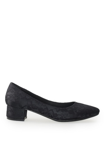 Footspot black FOOTSPOT - Point Toe Heels CF91CSHB8DF6CBGS_1