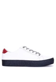 07ddfd18d Tommy Hilfiger multi Glitter Dress Snake Sneakers 38234SH0FD8C0DGS 1