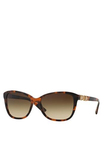 Pop Chic 閃飾太陽眼鏡, esprit hong kong飾品配件, 長框