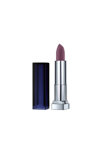 Maybelline red Maybelline Colorsensational Loaded Bold 18 Blackest Berry 5C87BBE4C82406GS_1