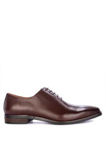 Mendrez brown Fabio Formal Shoes 017ECSH3998E9FGS_1