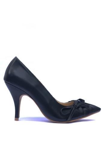 KHAS black Khas High Heels Pumps Black 70DBFSHB658FEFGS_1
