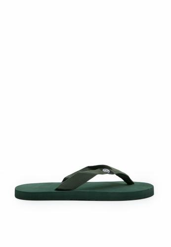 Tendencies green Tendencies Sandal ABSOLUTE ARMY WEBBING SANDALS TE953SH26LBHID_1